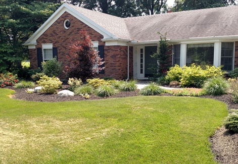 Landscaping Ohio Norwalk