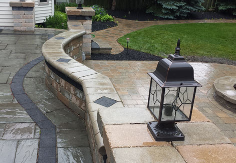 Paver Patio Ohio